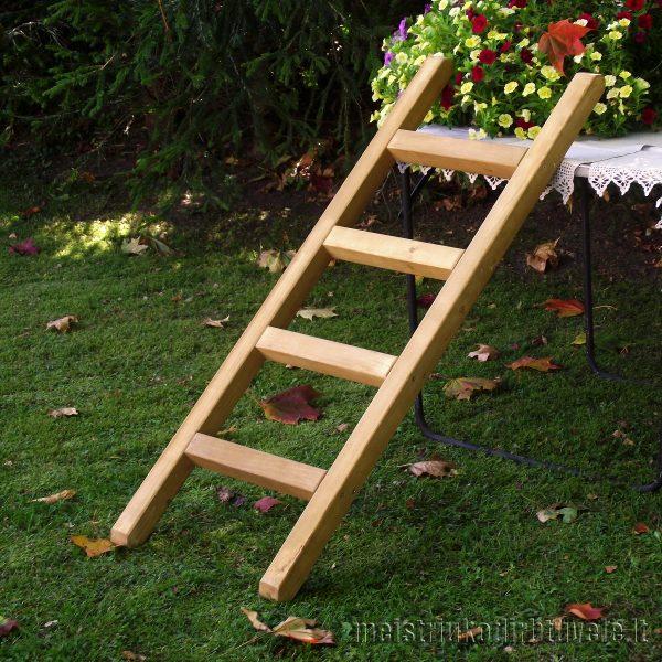 Vaikiškos kopėtėlės | meistriuko dirbtuvėlė